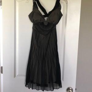 White House, black market dress